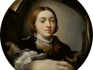 Автопортрет в изпъкнало огледало, Джон Ашбъри
